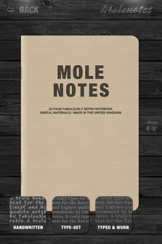 Test Molenotes 0022 [Test] Molenotes   votre carnet de notes à lancienne! (0,79€)
