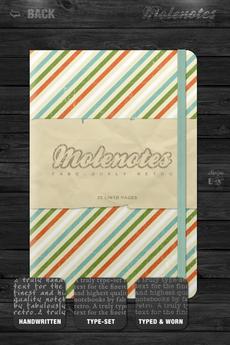 Test Molenotes 0023 [Test] Molenotes   votre carnet de notes à lancienne! (0,79€)