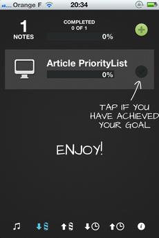 Test PriorityList 0006 [Test] Apprenez à gérer vos priorités avec PriorityList (0,79€)