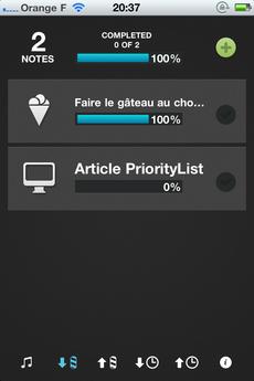Test PriorityList 0007 [Test] Apprenez à gérer vos priorités avec PriorityList (0,79€)