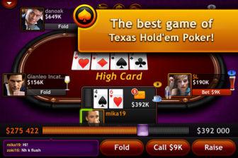 Texas holdem [MÀJ] Les bons plans de lApp Store ce mardi 26 juillet 2011