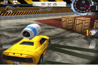Top gear stunt school Les bons plans de l'App Store ce vendredi 29 juillet 2011