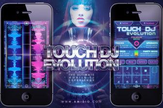 Touch dj evolution Les bons plans de lApp Store ce samedi 23 juillet 2011