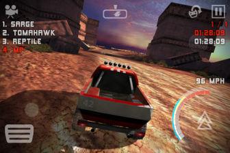 Uber race 3D [MÀJ] Les bons plans de lApp Store ce lundi 25 juillet 2011