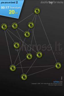 Uncross it [MÀJ] Les bons plans de lApp Store ce vendredi 22 juillet 2011
