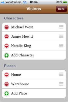 Writers-app