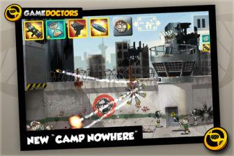 Zombie smash [MÀJ] Les bons plans de lApp Store ce jeudi 21 juillet 2011 (Bonnes Apps)