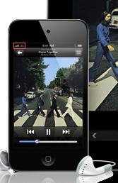 aple ipod touch copie Trois iPod Touch, et une vidéo géniale plus tard...