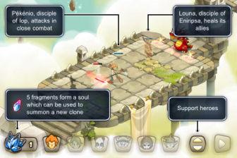 dofus battle Les bons plans de lApp Store ce samedi 24 septembre 2011