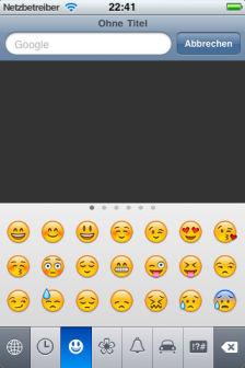 emoji hd [MÀJ] Les bons plans de lApp Store ce jeudi 28 juillet 2011