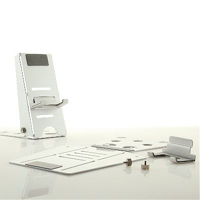 fb2fa7838a4b1667da39578d4e0df25b Test de lAluPose DIY Aluminium Stand   Un support intelligent pour iPad (11€)