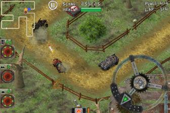 horror racing [MÀJ] Les bons plans de lApp Store ce jeudi 28 juillet 2011