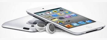 iPod Touch Blanc Un iPod Touch 5G blanc pour la fin de lannée ?