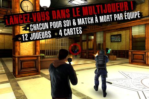 image 2 9mm 9mm de Gameloft disponible sur lApp Store (5,49€)