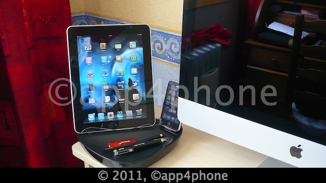 Test du PowerDock Dual de Griffin   Un Dock commun pour iPhone et iPad (59,99€)