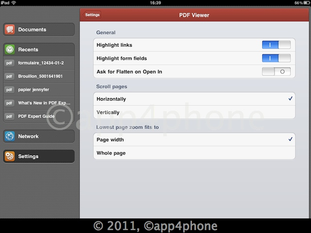 Test de PDF Expert (iPad)   Le couteau suisse du PDF (7,99€)