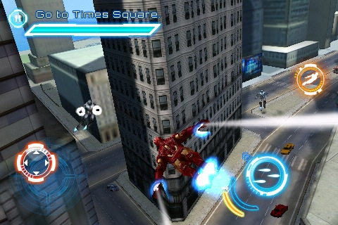 ironMan 2 Nombreuses promotions chez Gameloft ce week end