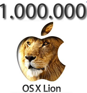 osx lion 1B dLs Mac OSX Lion : 1 million de téléchargements sur le Mac App Store en 24h