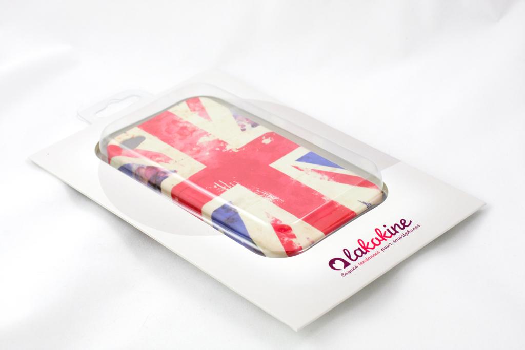 packaging [Màj] Concours + code promo : 1 coque iPhone personnalisée à gagner avec Lakokine.com