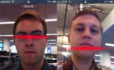 reconaissance facile La reconnaissance faciale, bientôt sur nos iPhone et iPad ?