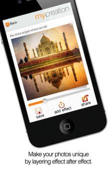 100 camera sin one Les bons plans de lApp Store ce mercredi 10 août 2011 (Bonnes Apps)