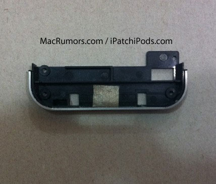 4s3 Des photos de la structure interne dun iPhone 4S : Double bande avec un bouton Home tactile ?