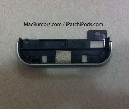 4s3 Des photos de la structure interne dun iPhone 4S : Double bande avec un bouton Home tactile ?