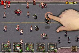 Angry zombies Les bons plans de lApp Store ce mardi 30 août 2011