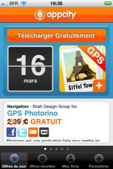Appcity Les bons plans de lApp Store ce dimanche 21 août 2011
