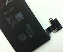 Batterie iPhone 5 copie1 La batterie de liPhone 5 pas plus performante que celle de liPhone 4 ?