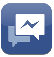 Capture d'écran 2011 08 10 à 23.00.29 Facebook Messenger disponible sur lAppStore US