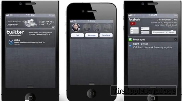 Capture d'écran 2011 08 29 à 11.12.12 [Concept] Une nouvelle vidéo qui présente des améliorations pour iOS5