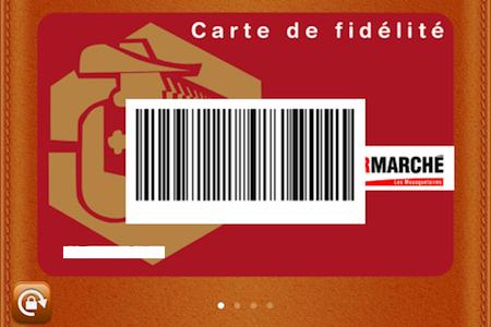 Carte fidelité FidMe (gratuit) : toutes vos cartes de fidélité dans votre iPhone