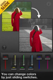 Colorman Les bons plans de lApp Store ce samedi 6 août 2011