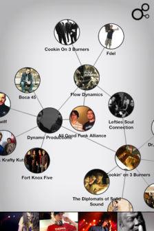 Discovr music Les bons plans de lApp Store ce dimanche 21 août 2011