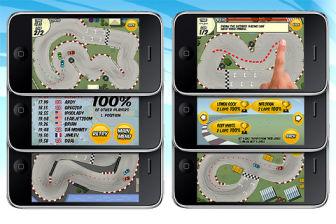 Drawrace Les bons plans de lApp Store ce vendredi 5 août 2011