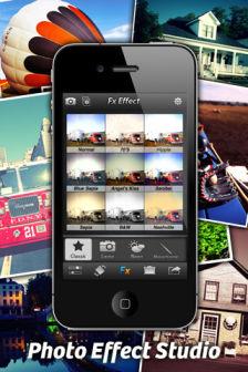 Effect studio [Màj] Les bons plans de lApp Store ce samedi 20 août 2011 (Bonnes Apps)