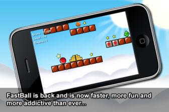 FastBall 2 Les bons plans de lApp Store ce dimanche 21 août 2011