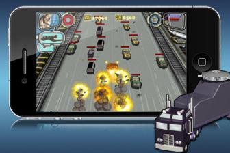 Guns on wheels Les bons plans de lApp Store ce vendredi 5 août 2011