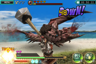 Monster hunter dynamic hunt Les bons plans de lApp Store ce jeudi 20 octobre 2011