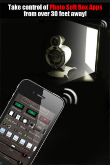 Photo soft box remote Les bons plans de lApp Store ce samedi 24 septembre 2011