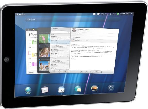 WebOS sur iPad