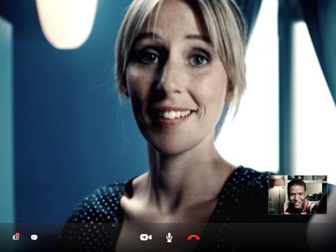 Skype for ipad video calling la version iPad de Skype est enfin disponible sur lApp Store (Gratuit)