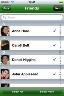 Syncy facebook Les bons plans de lApp Store ce samedi 8 octobre 2011