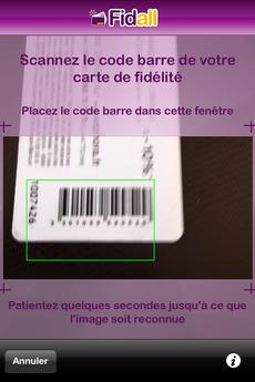 Test Fidall 12 [Test] Fidall, vos cartes de fidélité dématérialisées (gratuit)