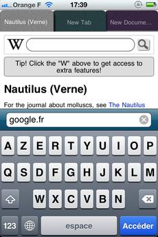 Test Knowtilus 24 [Test] Knowtilus Pro, un navigateur web avec des fonctionnalités avancées (7,99€)