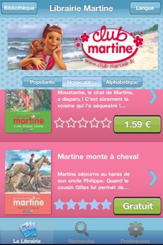 Test Martine 0002 [Test] Martine sinvite sur votre iPhone (gratuit)