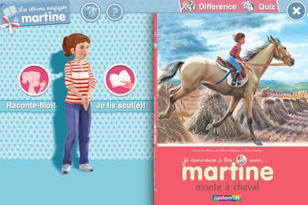 Test Martine 0004 [Test] Martine sinvite sur votre iPhone (gratuit)