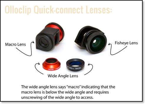 Test Olloclip 01 [Concours] Un Olloclip à gagner   laccessoire indispensable pour liPhoneographie (~ 48,50€)