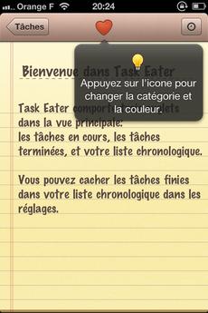 Test TaskEater 0002 [Test] Task Eater, un gestionnaire de tâches épuré et efficace (0,79€)